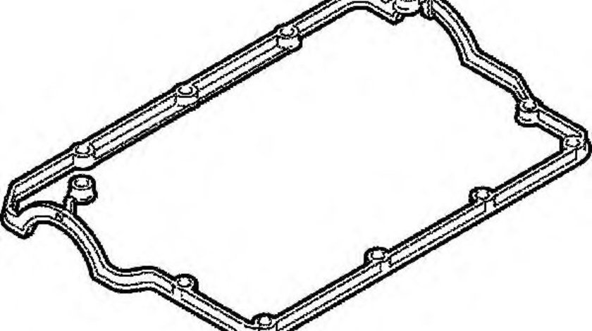 Garnitura, capac supape AUDI A2 (8Z0) (2000 - 2005) ELRING 458.370 piesa NOUA