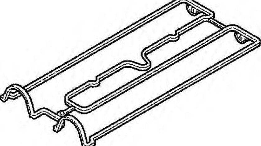 Garnitura, capac supape OPEL ZAFIRA A (F75) (1999 - 2005) ELRING 495.770 piesa NOUA