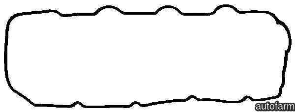 Garnitura, capac supape TOYOTA HIACE / COMMUTER IV (TRH2_, KDH2_) ELRING 354.260