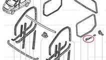 Garnitura cheder geam Renault Trafic 2, Modus, 820...