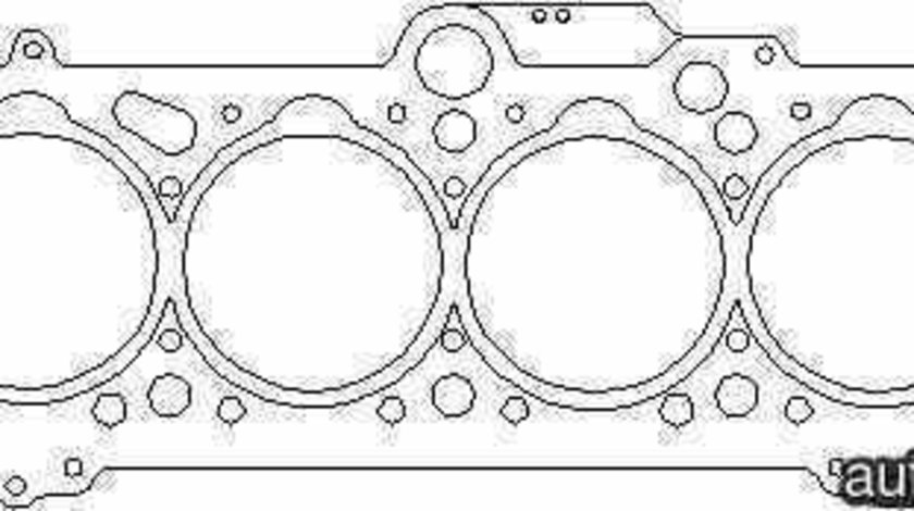 Garnitura chiulasa AUDI 80 Avant 8C B4 4MAX 0220010023P