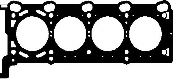 Garnitura, chiulasa BMW X5 (E53) (2000 - 2006) ELRING 268.180 produs NOU