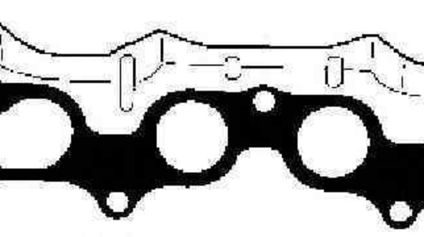 Garnitura, galerie evacuare MAZDA MPV II (LW) Producator AJUSA 13191800