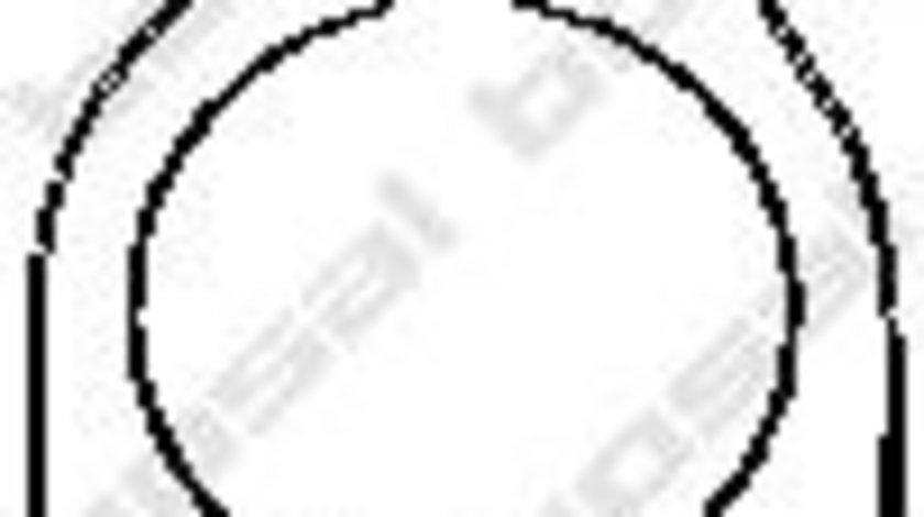 Garnitura, racord evacuare CITROEN C-CROSSER (EP) (2007 - 2016) BOSAL 256-509 piesa NOUA