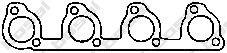 Garnitura, racord evacuare CITROEN C5 II (RC) (2004 - 2016) BOSAL 256-951 piesa NOUA