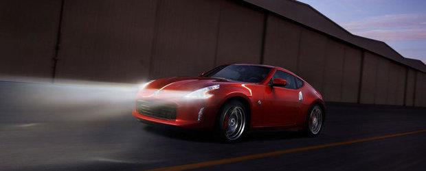 Gaseste diferentele: Nissan dezvaluie noul 370Z Facelift