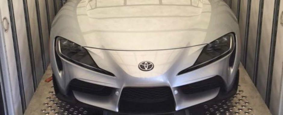 Gata cu asteptarea: ACEASTA este noua Toyota Supra!