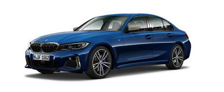 Gata cu asteptarea: ACESTA este noul BMW Seria 3!