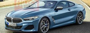 Gata cu asteptarea: ACESTA este noul BMW Seria 8!