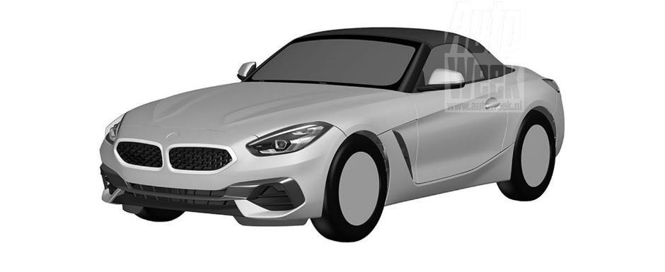 """Gata cu secretele: noul BMW Z4 a pozat complet necamuflat. Uite cum arata """"jumatatea"""" Toyotei Supra"""