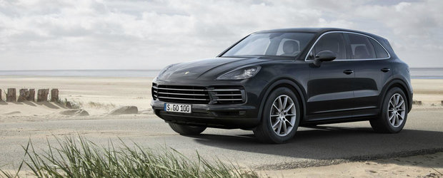 Gata cu speculatiile. Avem primele informatii oficiale si imagini cu noul Porsche Cayenne