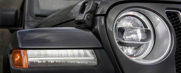 Gata cu speculatiile, noul Jeep Wrangler este aici. Cum arata cel mai popular off-roader din istorie