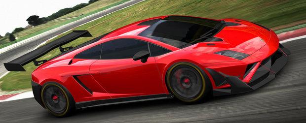 Gata de asalt: Lamborghini dezvaluie noul Gallardo GT3 FL2