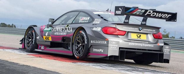 Gata de lupta: BMW prezinta noul M4 DTM. UPDATE FOTO!