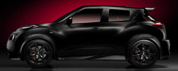 Gata de petrecere: Nissan dezvaluie extremul Juke-R