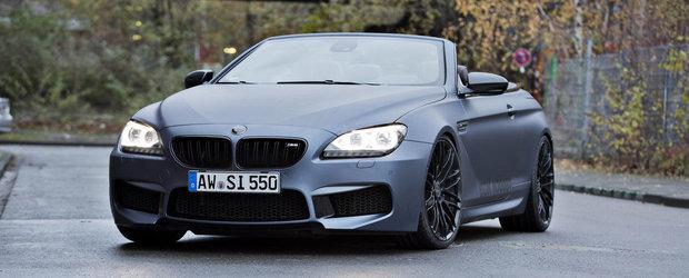 Gata de vara: Noul BMW M6 Cabrio primeste 705 CP si 864 Nm