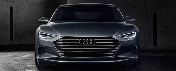 Gata, s-a terminat cu joaca! Noua masina de strada de la Audi va avea motor de Porsche si 700 CP sub capota