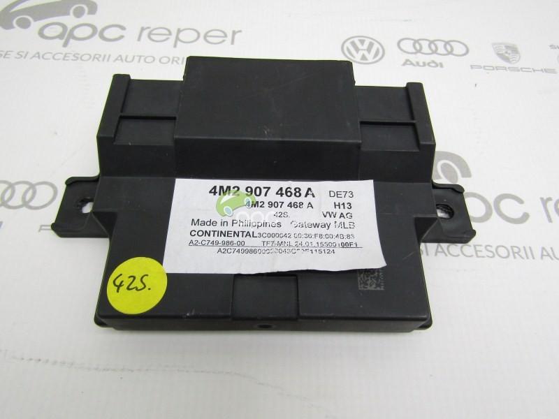 Gateway Orginal / Modul CAN Audi A3 B9 8W - Cod: 4M2907468A