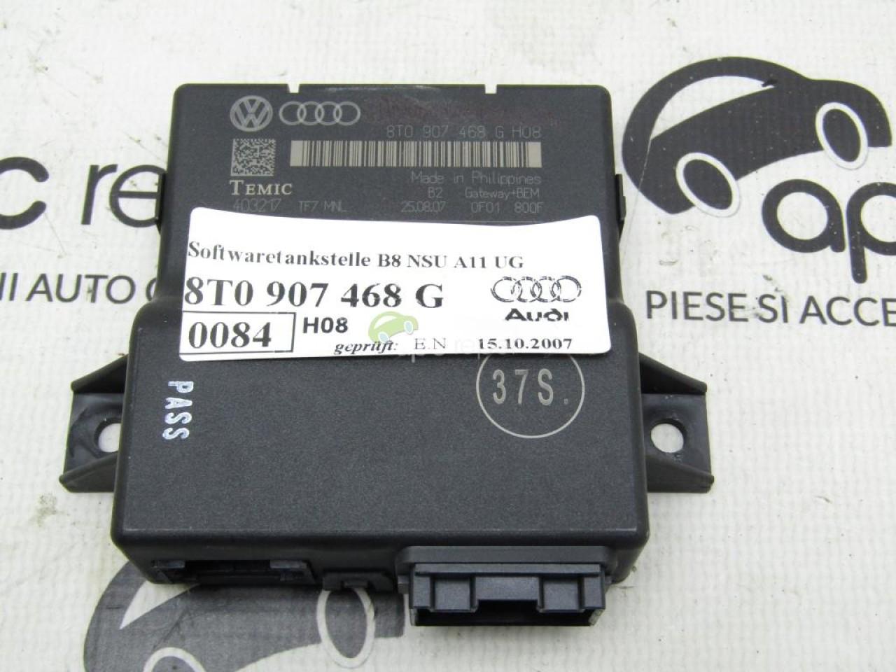 Gateway Original Audi A4 B8 / A5 cod 8T0907468G