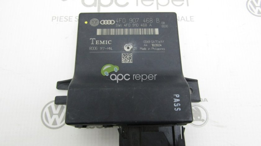 Gateway Original / Modul Can Audi A6 C6 4F - Cod: 4F0907468B