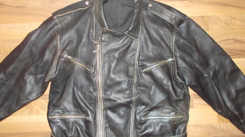 geaca moto motociclisti de firma hein gericke,marime M ,protectii peste tot (speciale)