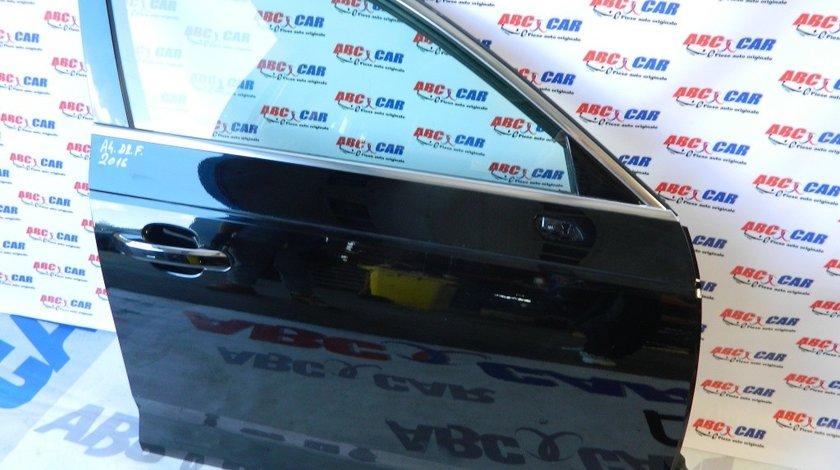 Geam dreapta fata Audi A4 8W B9 Limuzina 2016