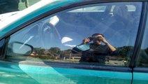 Geam dreapta fata Mazda 323 F
