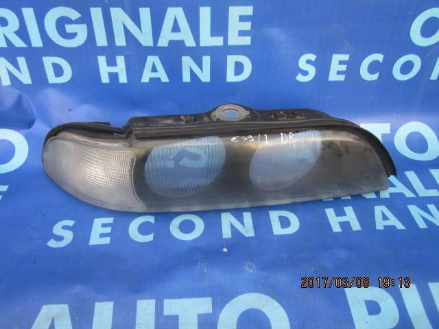 Geam far BMW E39 1999