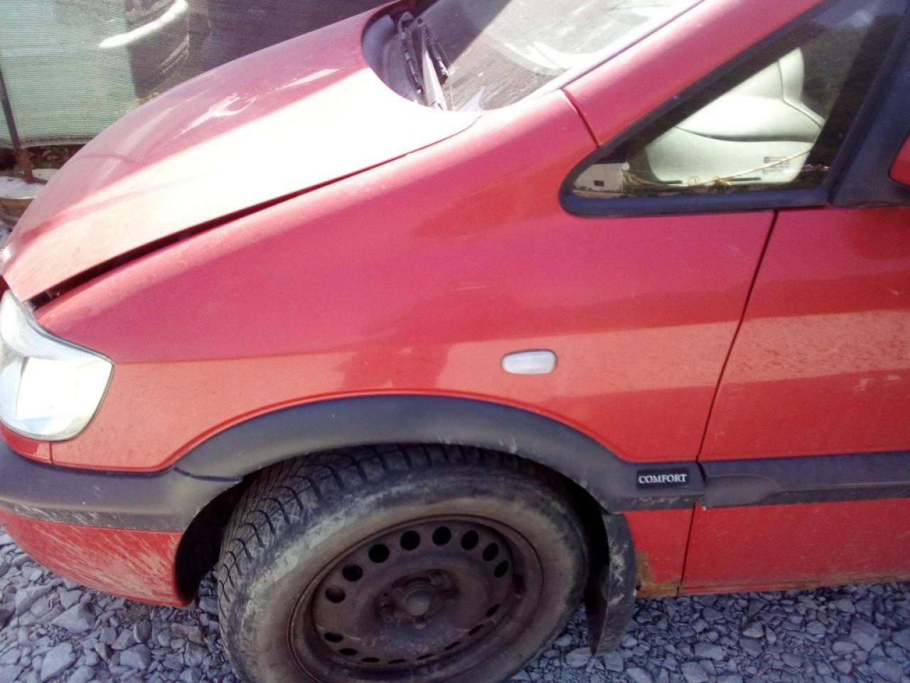 Geam Fix Caroserie Fata Dreapta - Opel Zafira A2002