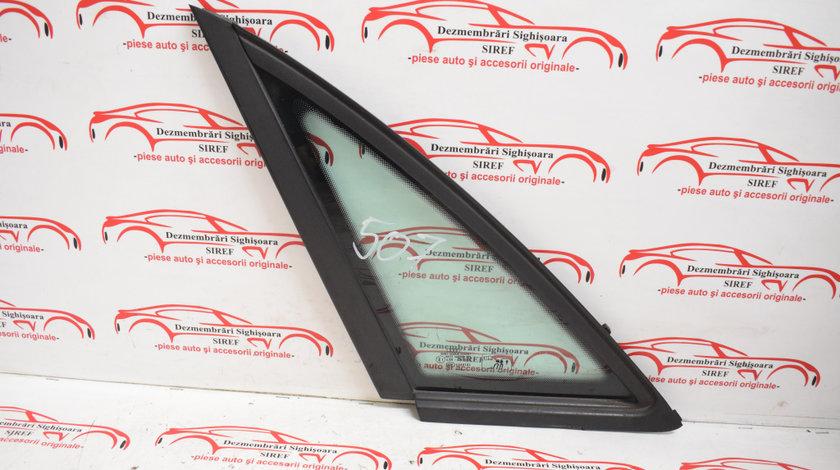 Geam fix spate stanga Audi A4 B7 sedan 2006 507