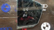 Geam fix usa stanga spate VW Passat B6