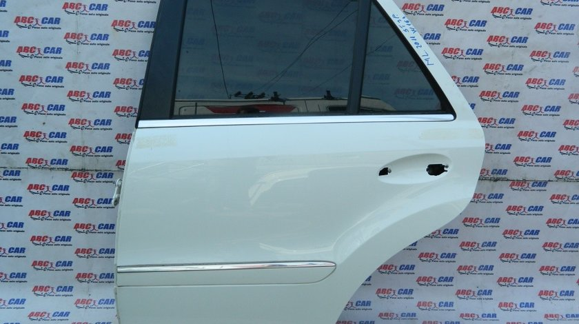 Geam mobil usa stanga spate Mercedes ML-Class W164 Facelift