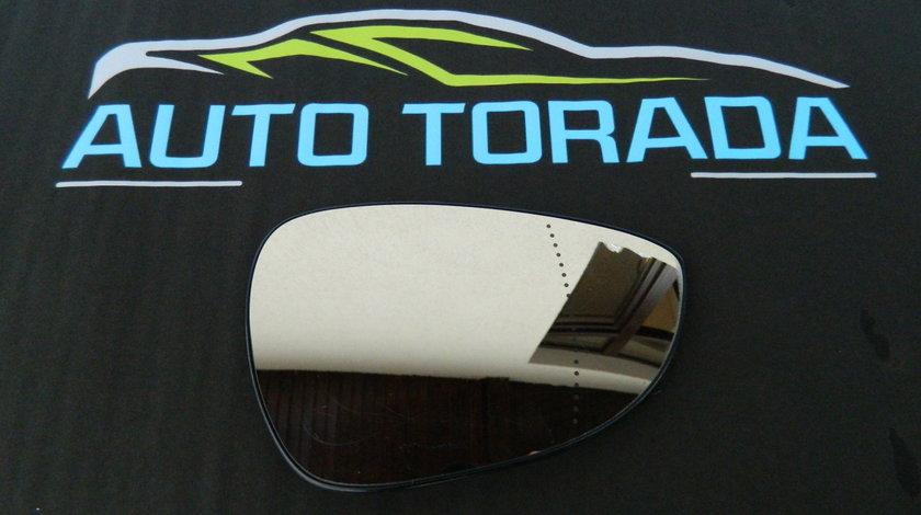 Geam oglinda dreapta Ford Fiesta MK7 model 2008-2014 cod 4201-042