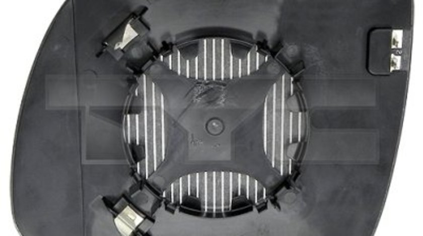 Geam oglinda dreapta incalzit tyc pt vw tranporter 5 dupa 2009-