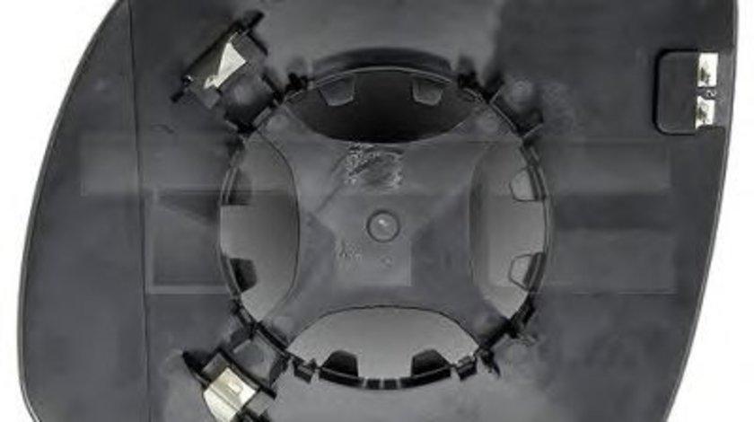 Geam oglinda dreapta tyc pt vw transporter 5 dupa 2009-