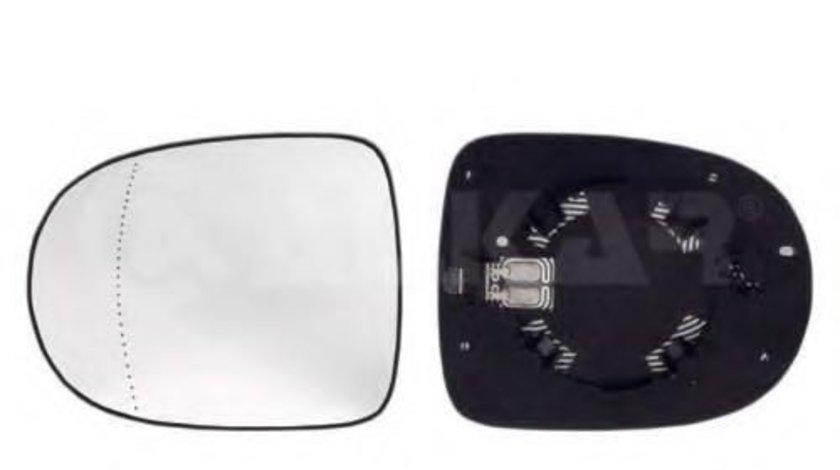 Geam oglinda incalzita Clio 2009-2012