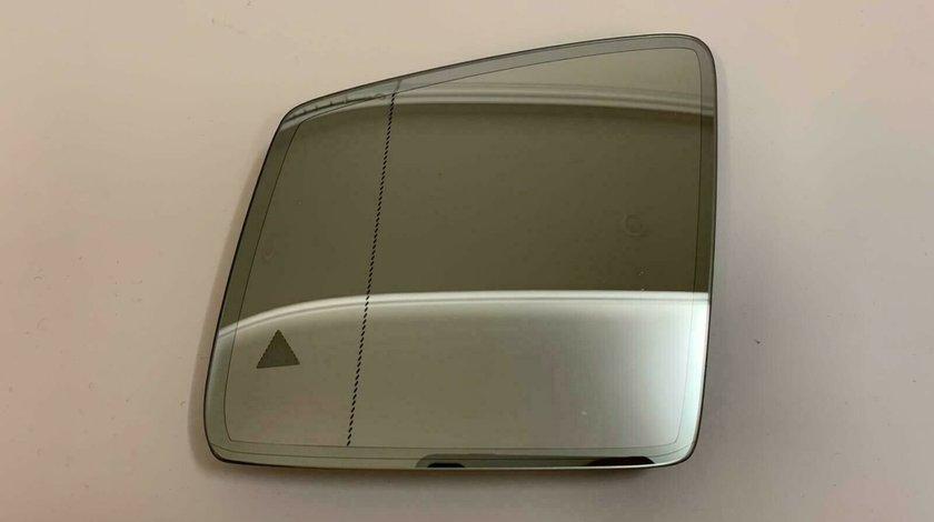 Geam oglinda  - Mercedes W166  GLE / GLS  * A1668100719 *  ( dupa 15' )