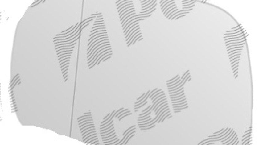 Geam oglinda Opel Agila (Hb), 01.2008-2015, Suzuki Splash (Ex), 01.2008-2014, Stanga, Crom, Cu incalzire, Convex, View Max, 4710330; 93195452 5506544M Kft Auto