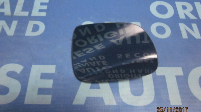 Geam oglinda portiera Audi Q7 ; 8R0857536//8R0857353
