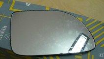Geam oglinda Renault R19 exterioara Dreapta , orig...