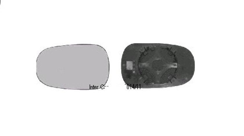 Geam oglinda retrovizoare Logan/Clio