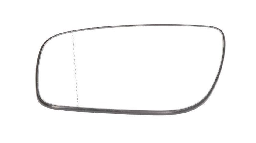 Geam oglinda stanga cu inzalzire pt mercedes e-class w211 2006-2009