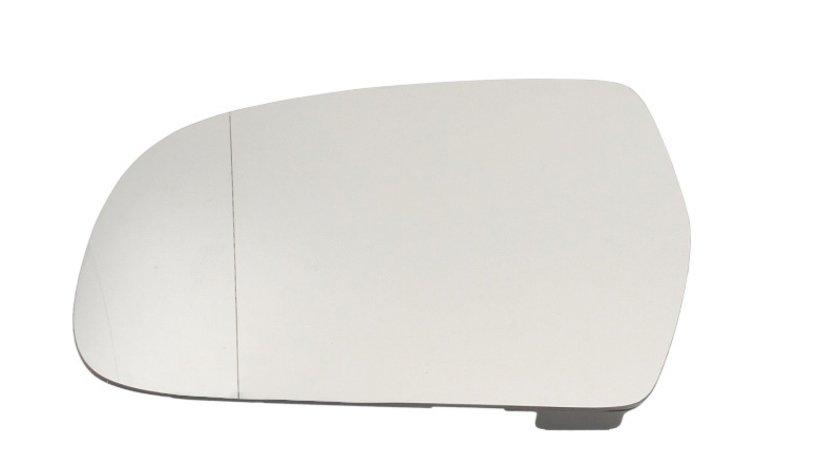Geam oglinda stanga incazlit alkar pt audi a4 2009-2011, a5 8f