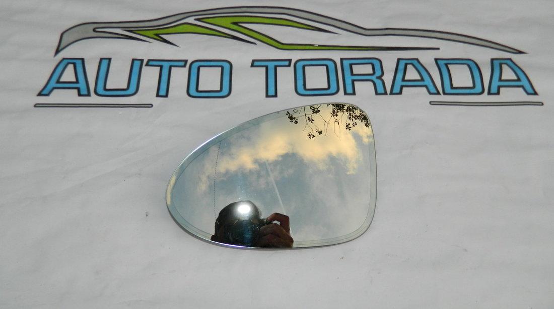 Geam oglinda stanga Porsche Macan cod 95B857521D