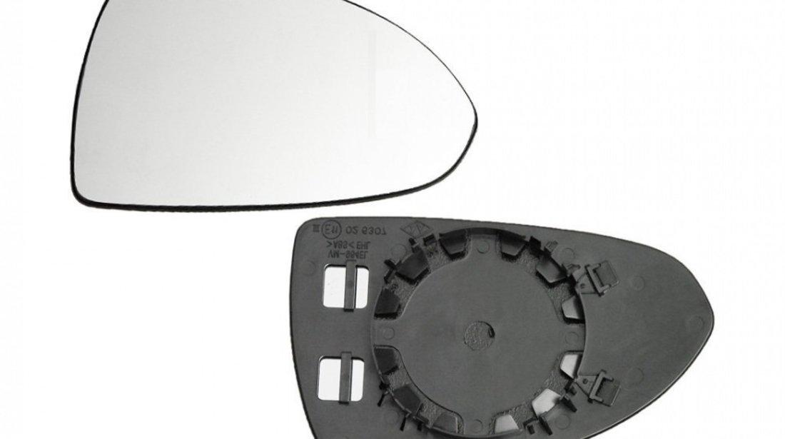 Geam oglinda stanga Toyota Auris 2007/2010