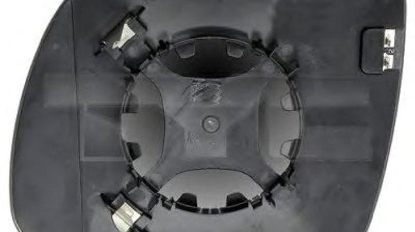 Geam oglinda stanga tyc pt vw transporter 5 dupa 2009-