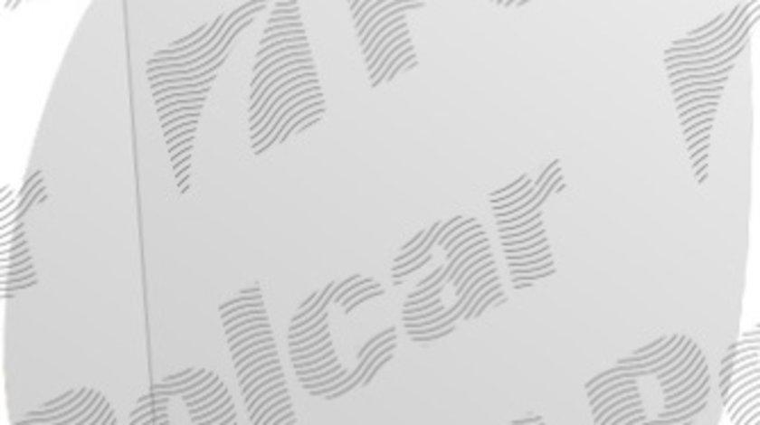 Geam oglinda Vw Amarok, 01.2010-, Vw Transporter (T5), 10.2009-2015, Transporter T6 04.2015-, Stanga, Crom, Cu incalzire, Asferica, BestAutoVest 6471948 9569546E, diametru montare 84mm Kft Auto