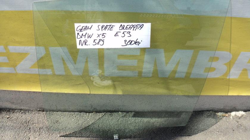 GEAM SPATE DREAPTA BMW X5 ( E53 )