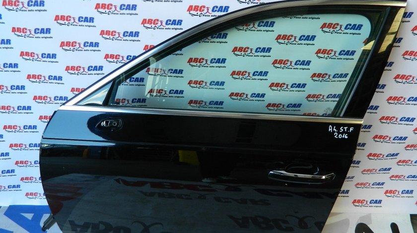 Geam stanga fata Audi A4 8W B9 Limuzina model 2016