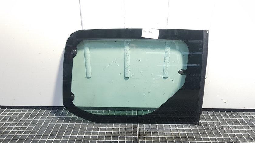 Geam usa culisanta stanga spate, Citroen Berlingo 2